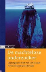 De machteloze onderzoeker Johan Hoogstraten