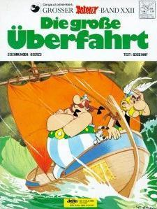 Die große Überfahrt (Asterix, #22) René Goscinny