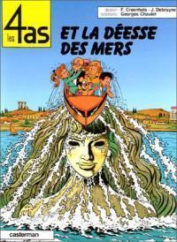 Les 4 as et la déesse des mers (Les 4 as, #25)  by  Georges Chaulet