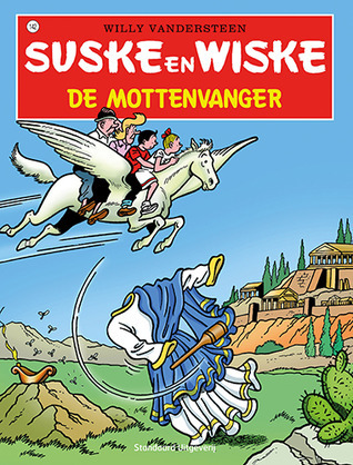 De Mottenvanger (Suske en Wiske, #142)  by  Willy Vandersteen