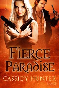 Fierce Paradise (Paradise #2) Cassidy Hunter