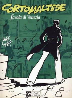 Corto Maltese: Favola di Veneza Hugo Pratt