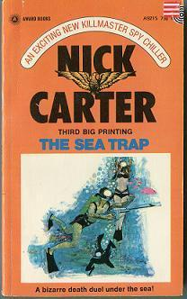 The Sea Trap (Killmaster, #44) Nick Carter