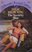 The Security Man  by  Dixie Browning
