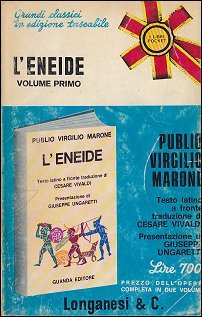Eneide (volume #1) Virgil