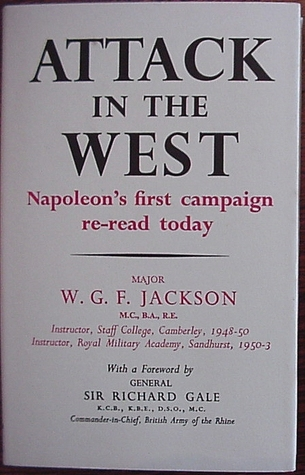 The Battle for North Africa 1940-43  by  William G.F. Jackson