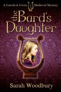 The Bards Daughter (Gareth and Gwen Medieval Mysteries, #0.5) Sarah Woodbury