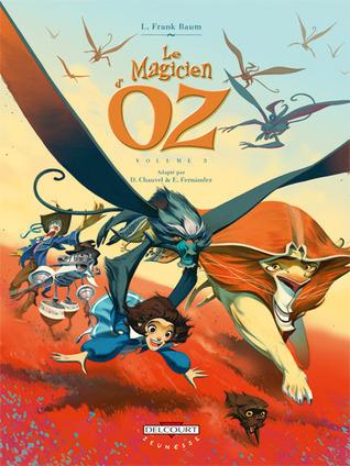 Le Magicien Doz (Tome, #3) David Chauvel