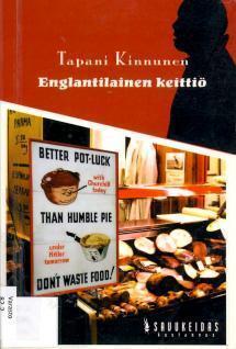 Englantilainen keittiö Tapani Kinnunen