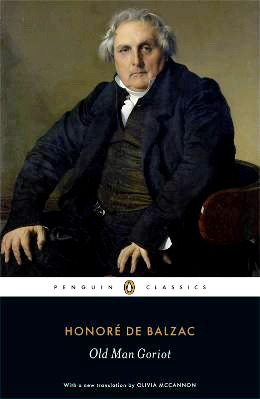 Old Man Goriot  by  Honoré de Balzac