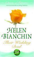 Their Wedding Deal  by  Helen Bianchin