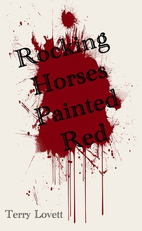 Rocking Horses Painted Red Terry Lovett