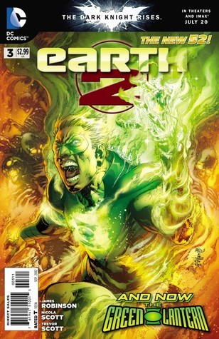 Earth 2 #3 (New 52 Earth 2, #3)  by  James Robinson