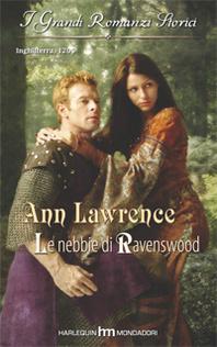 Le nebbie di ravenswood  by  Ann   Lawrence