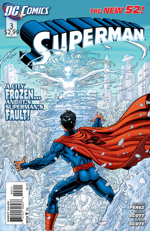 Superman #3 (The New 52)  by  George Pérez