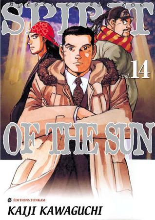 Tourmente Terroriste (Spirit Of The Sun, #14) Kaiji Kawaguchi