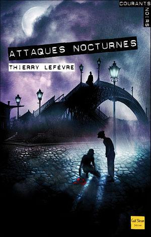 Le Saut de la Mounine Thierry Lefèvre