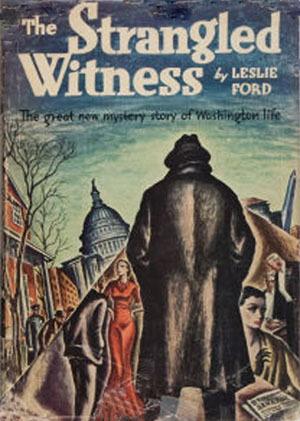 The Strangled Witness Leslie Ford