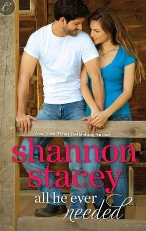 All He Ever Needed (Kowalski Family, #4)  by  Shannon Stacey