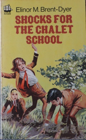 Shocks for the Chalet School (The Chalet School, #29)  by  Elinor M. Brent-Dyer