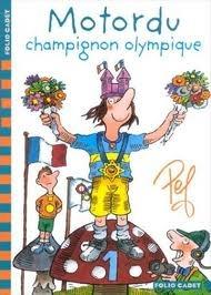 Motordu champignon olympique Pef