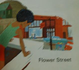 Flower Street  by  Kathryn Jones