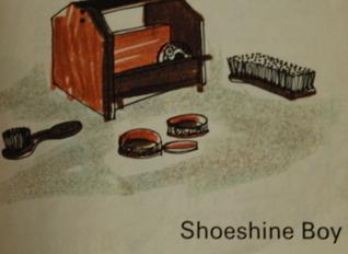 Shoeshine Boy  by  Jerrold Beim