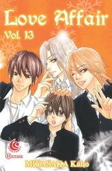 Love Affair Vol. 13  by  Kaho Miyasaka