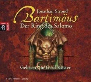 Der Ring des Salomo (Bartimaeus, #4) Jonathan Stroud