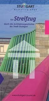 Ein Streifzug durch die Architekturgeschichte der Stadt Stuttgart  by  Isabelle Pfleiderer