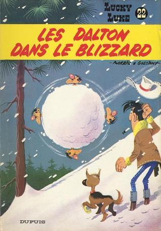 Les Dalton dans le blizzard Morris