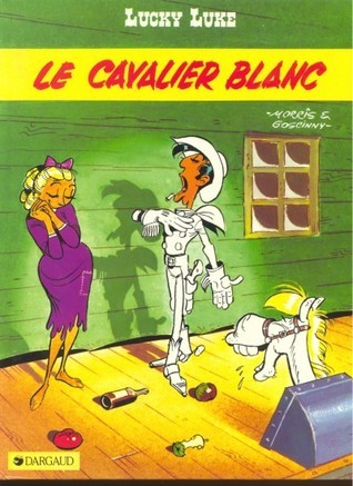 Le Cavalier blanc (Lucky Luke, tome 10)  by  Morris