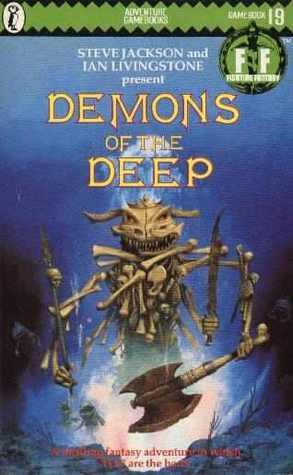 Demons Of The Deep Steve Jackson