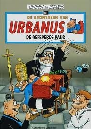 De gepeperde paus Willy Linthout