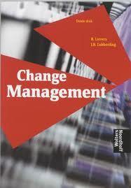 Change Management Ben Lievers