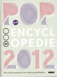 OOR Pop-Encyclopedie 2012 #18e editie  by  Frans Steensma
