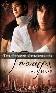 Tramps (The Beasor Chronicles, #2)  by  T.A. Chase