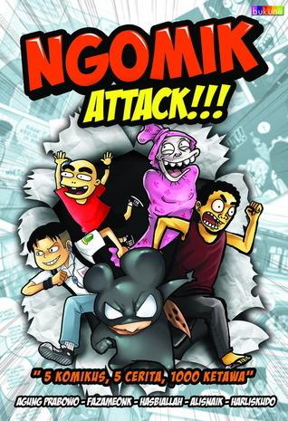 Ngomik Attack!!!  by  Alisnaik