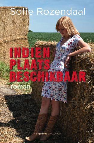 Indien plaats beschikbaar Sofie Rozendaal