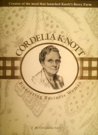 Cordelia Knott Pioneering Business Woman Christiane Victoria Salts