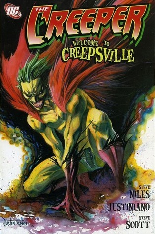 The Creeper: Welcome to Creepsville  by  Steve Niles