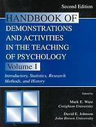 Handbook on Student Development: Advising, Career Development, and Field Placement Mark E. Ware