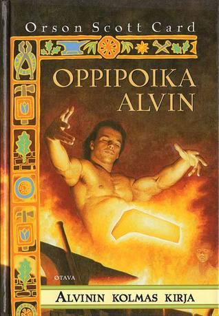 Oppipoika Alvin (Tales of Alvin Maker, #3)  by  Orson Scott Card