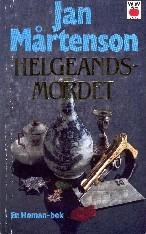 Helgeandsmordet (Homan, #1)  by  Jan Mårtenson