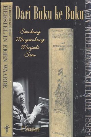 Dari Buku ke Buku: Sambung Menyambung Menjadi Satu P. Swantoro