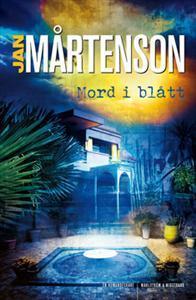 Mord i blått (Homan, #40) Jan Mårtenson