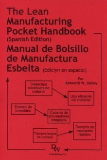 El Manual del Bolsillo de Lean Manufacturing Kenneth W. Dailey