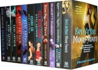 Keri Arthur Collection 11 Books Set Pack Keri Arthur