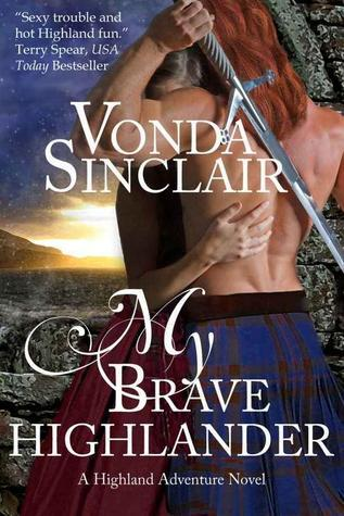 My Brave Highlander  by  Vonda Sinclair