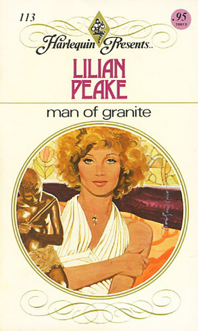 Man of Granite  by  Lilian Peake